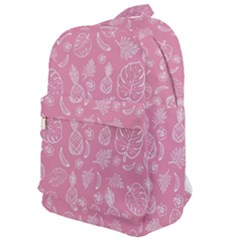 Tropical Pattern Classic Backpack