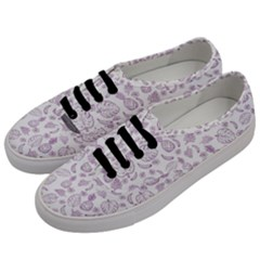 Tropical Pattern Men s Classic Low Top Sneakers by Valentinaart