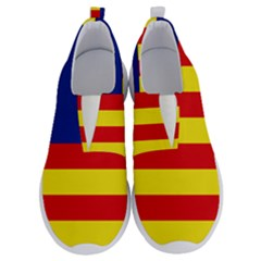 Flag Of Estado Aragonés No Lace Lightweight Shoes by abbeyz71