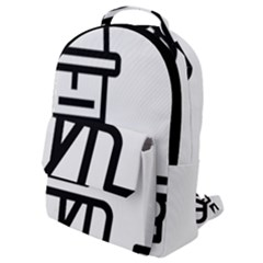 Mafioso Flap Pocket Backpack (small) by Randy2013t