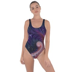 Fractal Art Artwork Design Bring Sexy Back Swimsuit