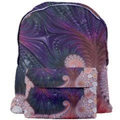 Fractal Art Artwork Design Giant Full Print Backpack