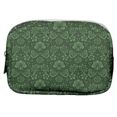Damask Pattern Victorian Vintage Make Up Pouch (small)