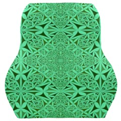 Triangle Background Pattern Car Seat Back Cushion