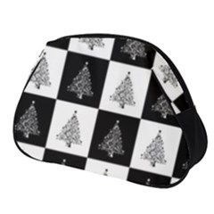 Christmas Tree Christmas Tree Full Print Accessory Pouch (small)