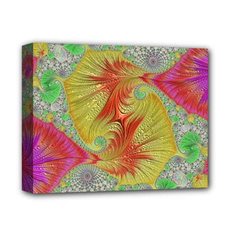 Fractal Artwork Fractal Artwork Deluxe Canvas 14  X 11  (stretched)