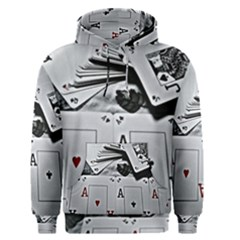 All Aces Men s Pullover Hoodie