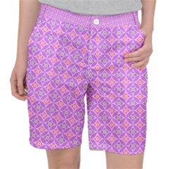 Wreath Differences Pocket Shorts