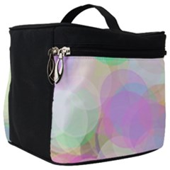 Abstract Background Texture Make Up Travel Bag (big)