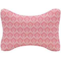 Damask Floral Design Seamless Seat Head Rest Cushion
