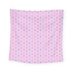 A Hexagonal Pattern Square Tapestry (small)