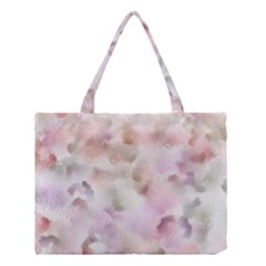 Abstract Watercolor Seamless Medium Tote Bag