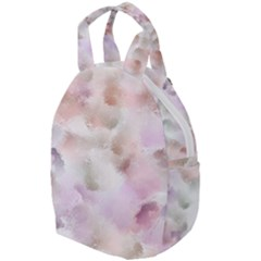 Abstract Watercolor Seamless Travel Backpacks