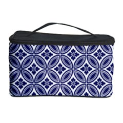 Wreath Differences Indigo Deep Blue Cosmetic Storage