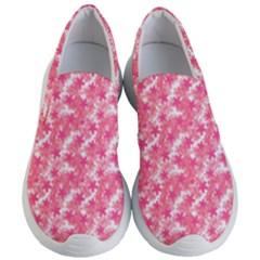 Phlox Spring April May Pink Women s Lightweight Slip Ons