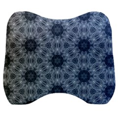Pattern Patterns Seamless Design Velour Head Support Cushion