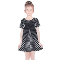 Concept Graphic 3d Model Fantasy Kids  Simple Cotton Dress