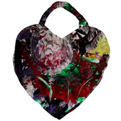 Dedelion Giant Heart Shaped Tote