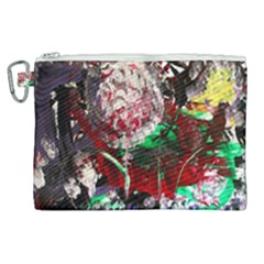 Dedelion Canvas Cosmetic Bag (xl)