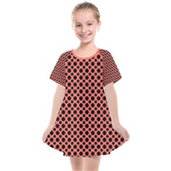 Polka Dots (small) Kids  Smock Dress by TimelessFashion