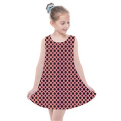 Polka Dots (small) Kids  Summer Dress by TimelessFashion