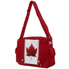 Canada Flag Bags Canada Buckle Multifunction Bag by CanadaSouvenirs