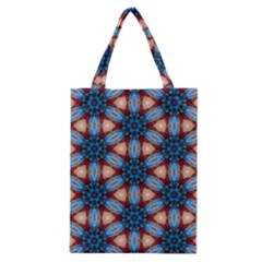 Pattern Tile Background Seamless Classic Tote Bag