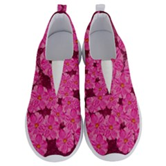 Cherry Blossoms Floral Design No Lace Lightweight Shoes