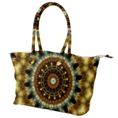 Pattern Abstract Background Art Canvas Shoulder Bag