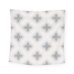 Seamless Pattern Pattern Bubble Wrap Square Tapestry (small)
