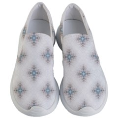 Seamless Pattern Pattern Bubble Wrap Women s Lightweight Slip Ons