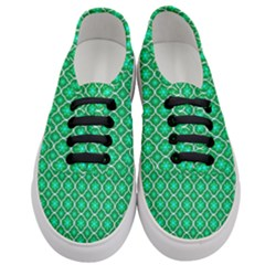 Texture Background Template Rustic Women s Classic Low Top Sneakers