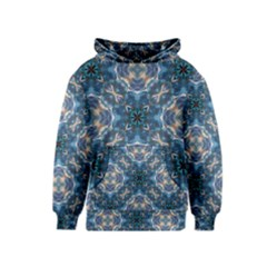 Graphic Pattern Bubble Wrap Bubbles Kids  Pullover Hoodie by Pakrebo