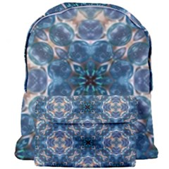 Graphic Pattern Bubble Wrap Bubbles Giant Full Print Backpack