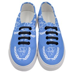 Flag Of Iaea Women s Classic Low Top Sneakers