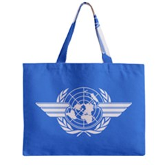 Flag Of Icao Mini Tote Bag by abbeyz71