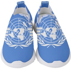 Flag Of Icao Kids  Slip On Sneakers by abbeyz71