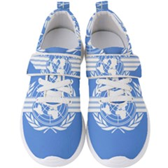Flag Of Icao Men s Velcro Strap Shoes by abbeyz71