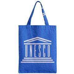 Flag Of Unesco Classic Tote Bag