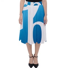 International Baccalaureate Logo Classic Midi Skirt