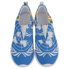 Flag Of World Meteorological Organization No Lace Lightweight Shoes
