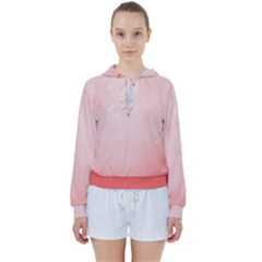 Marble Women s Tie Up Sweat