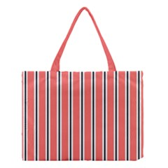Classic Stripes Medium Tote Bag