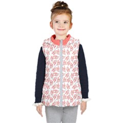 Just Leaves  Kids  Hooded Puffer Vest by TimelessFashion