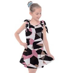 Be An Inspiration Kids  Tie Up Tunic Dress