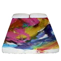Images (10) Fitted Sheet (queen Size)