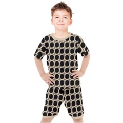 Between Circles  Kid s Set by TimelessFashion