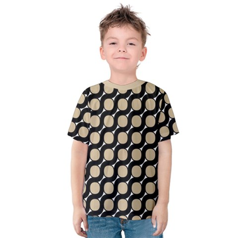 Between Circles Kids  Cotton Tee by TimelessFashion