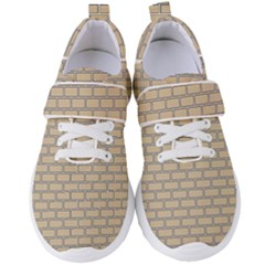 Brick Wall  Women s Velcro Strap Shoes by TimelessFashion