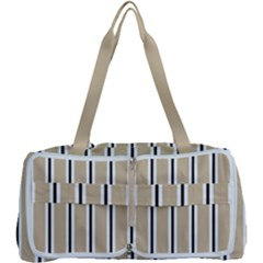 Classic Stripes  Multi Function Bag by TimelessFashion